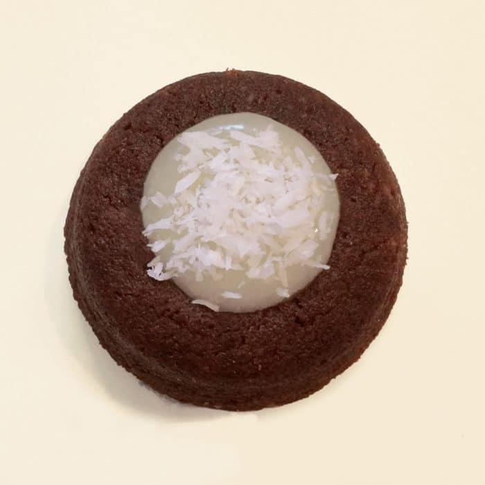 lucien financier amandes bio chocolat noix de coco gateau patisserie