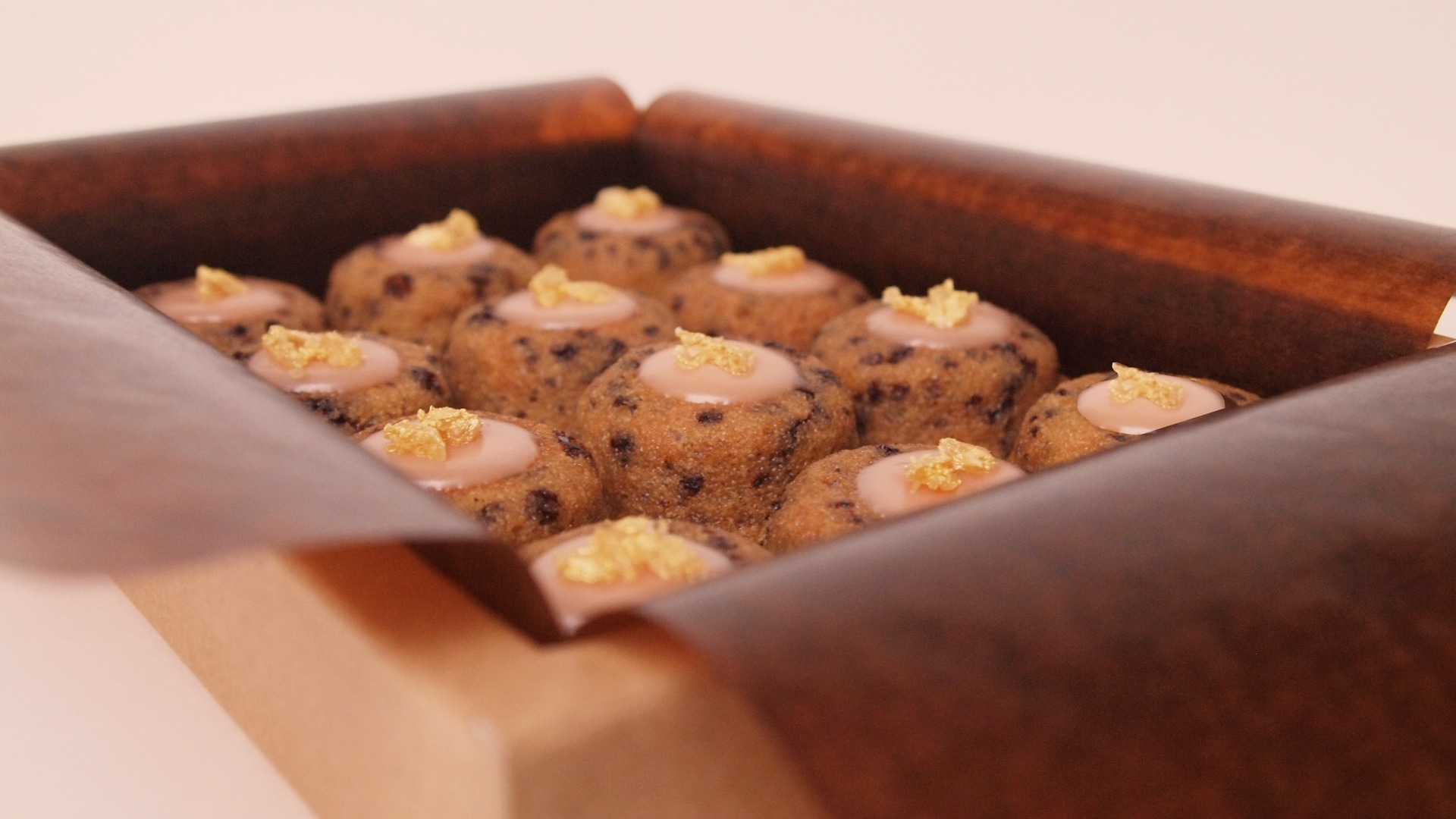 financier amandes bio chocolat pamplemousse gingembre dessert pâtisserie petits fours cupcakes