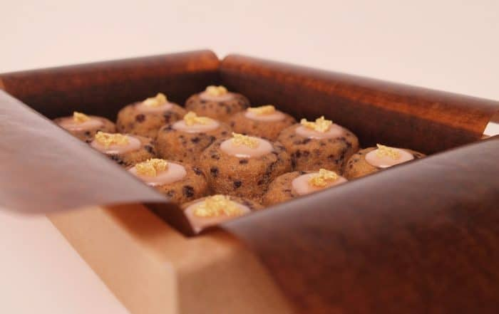 lucien financier amandes bio chocolat pamplemousse gingembre dessert pâtisserie petits fours cupcakes